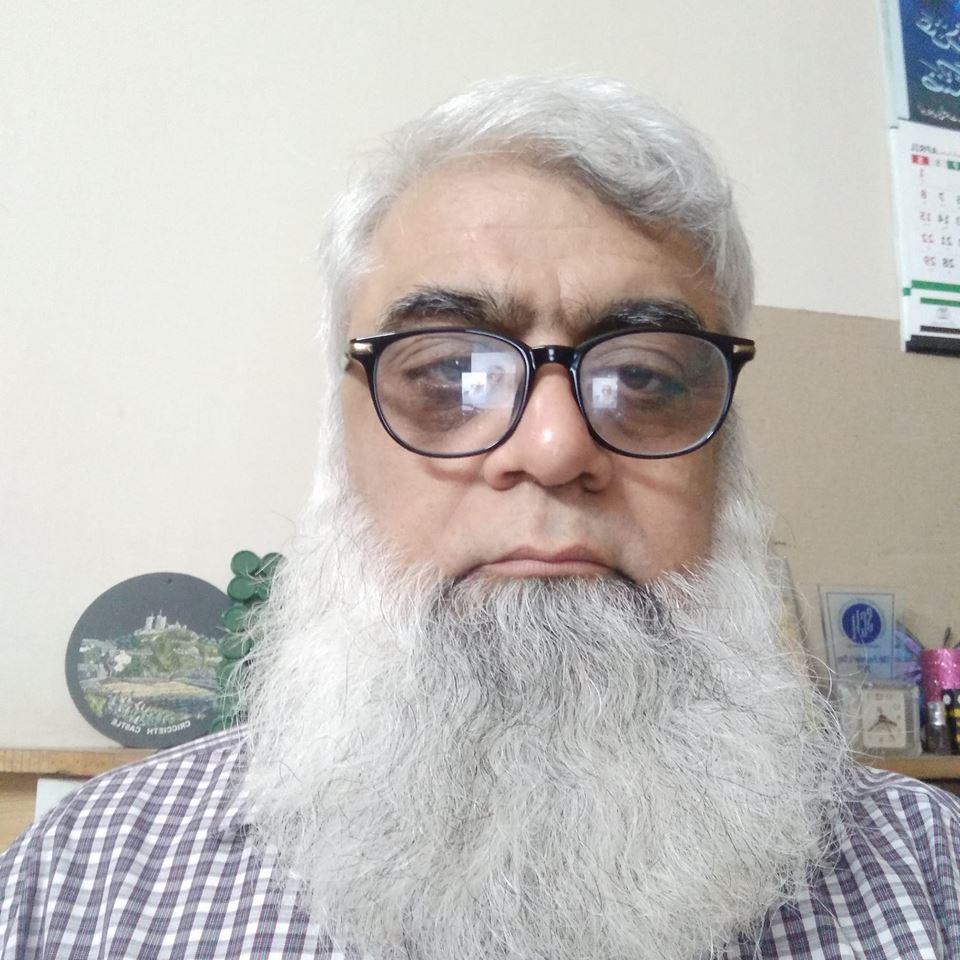 Prof. Hasnat Ahmed Butt