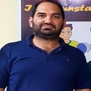 Mir Shahkeel Ahmad